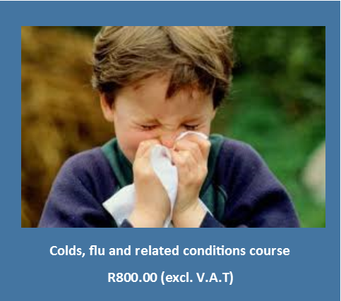 colds and flue course